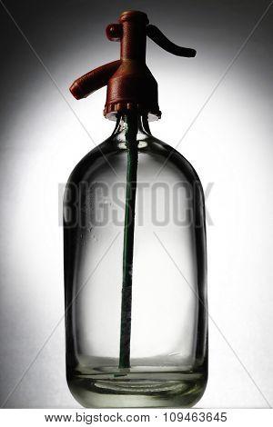 vintage soda syphon