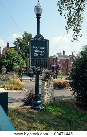 Lockport Historic District