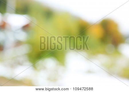 Blurred background photo