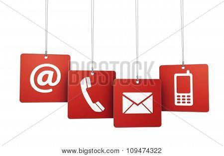 Web Contact Us Tags