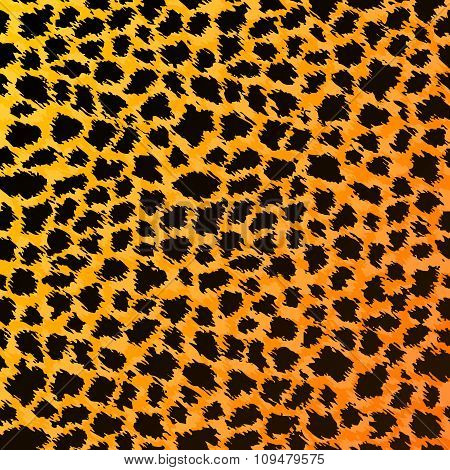 Vector Fur Pattern