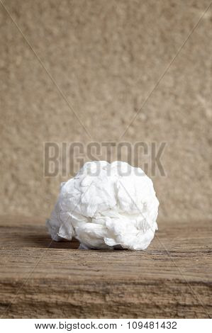 Used Toilet Paper