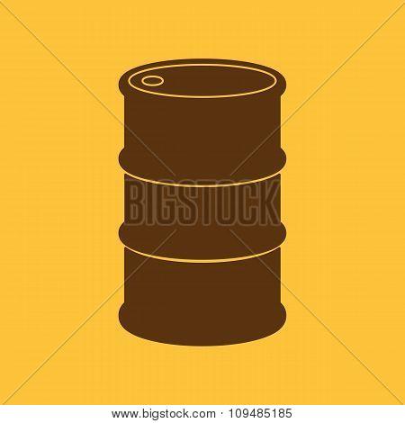 The barrel icon