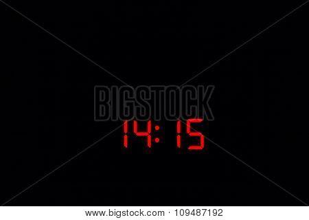 Digital Watch 14:15