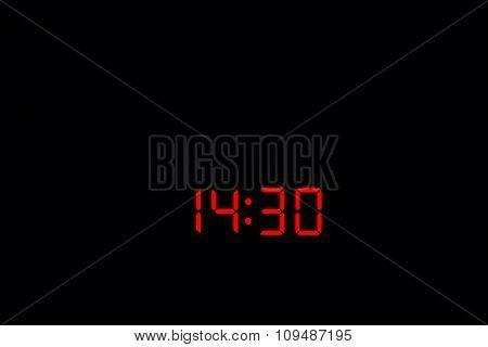 Digital Watch 14:30