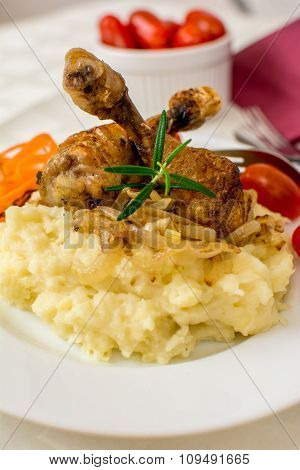 Grilled Chicken Thigh