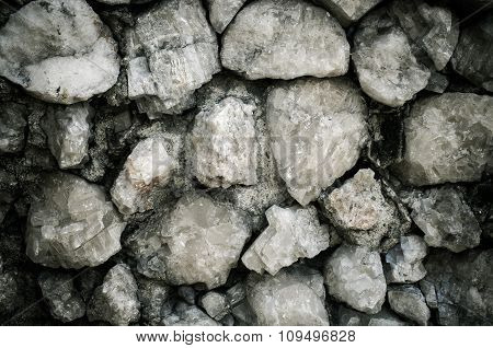 Background of grunge stone