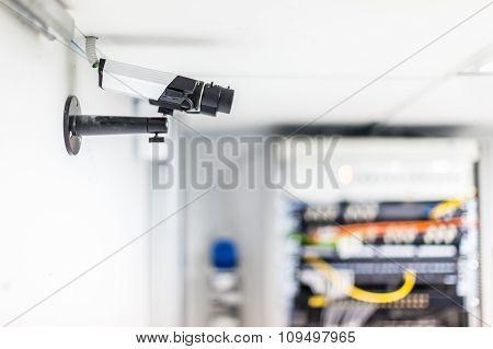 Server Room Cctv