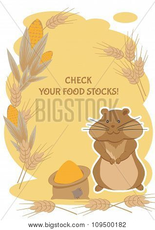 Check Your Food Stocks