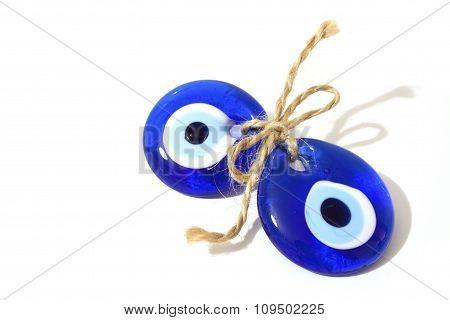 Blue Bead