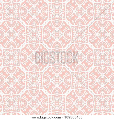 Seamless Oriental Vector Background