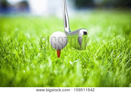 Game In A Golf