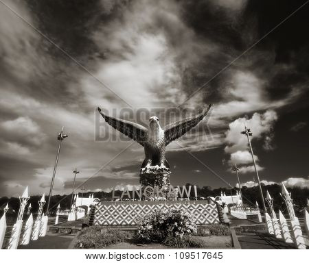 Eagle Square Dataran Lang Langkawi