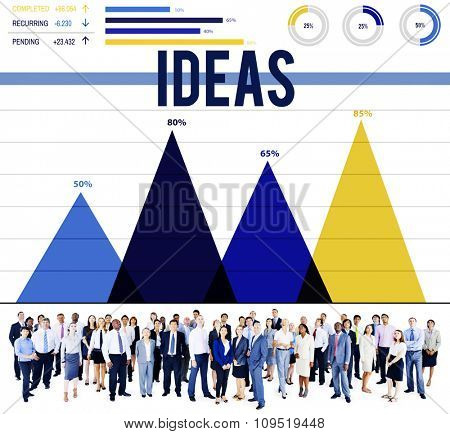 Ideas Creativity Inspiration Imagination Concept