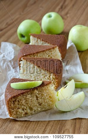 Cake With Semolina
