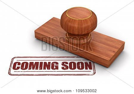 Stamp Coming soon
