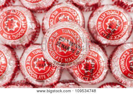 Tunnock's Teacakes