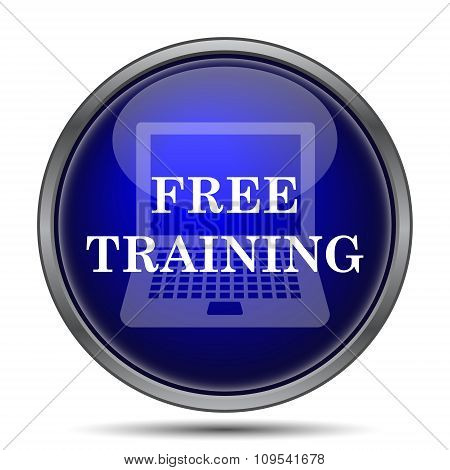 Free Training Icon