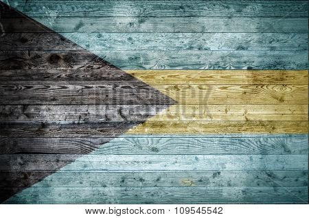 Wooden Boards Bahamas