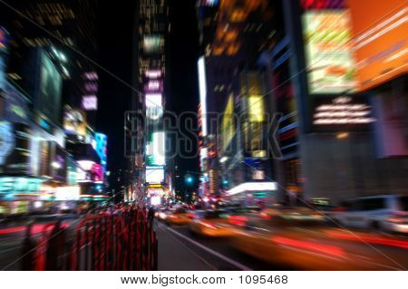 Time Square At Night #2
