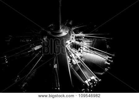Dark Engine Parts