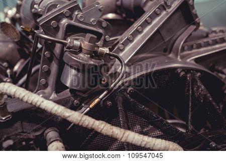 Dated Engine Close