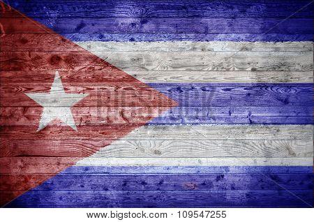 Wooden Boards Cuba