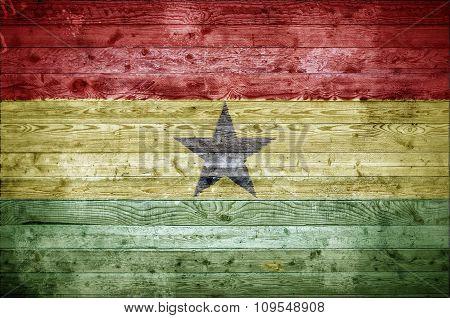 Wooden Boards Ghana