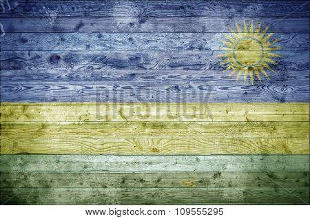 Wooden Boards Rwanda