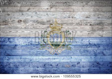 Wooden Boards San Marino