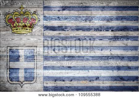 Wooden Boards Seborga