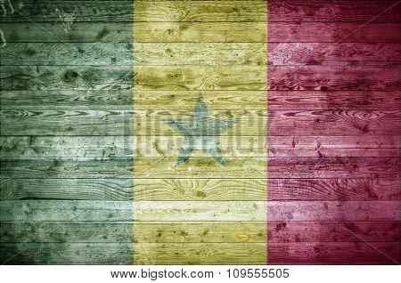 Wooden Boards Senegal