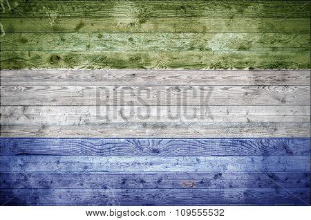 Wooden Boards Sierra Leone