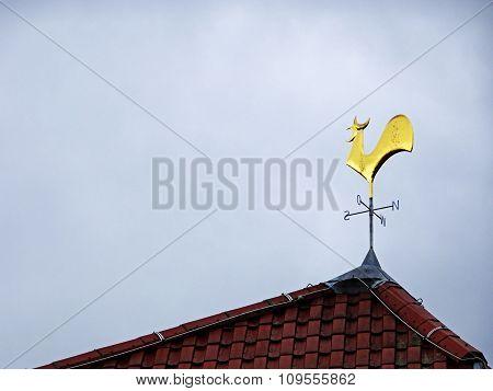 Cock Wind Indicator