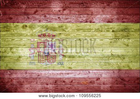 Wooden Boards Spain