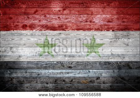 Wooden Boards Syria