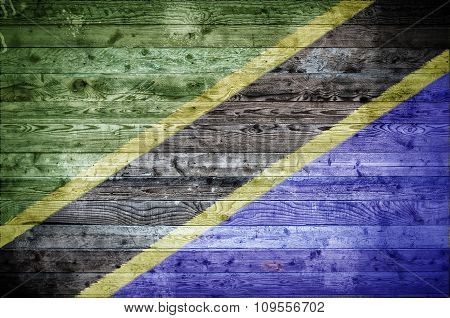 Wooden Boards Tanzania