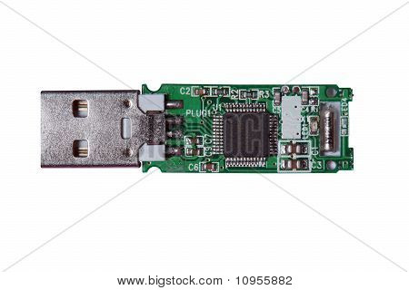 Usb Flash Drive Circuit