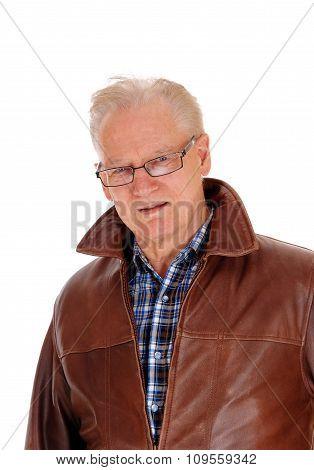 Portrait Of A Older Man.