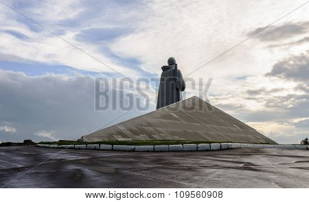 Memorial To The Heroes Of Murmansk, Russia