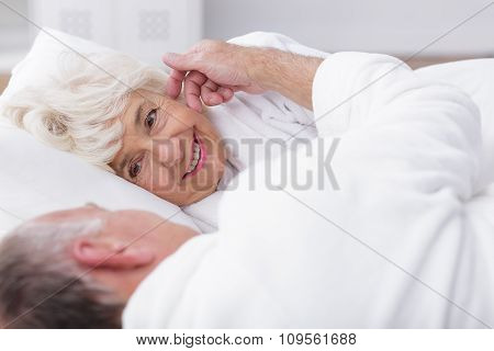 Mature Woman In Love