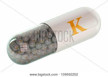 Vitamin Capsule K