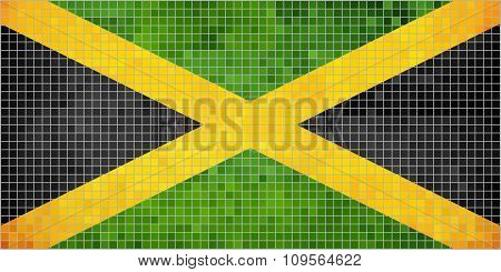 Flag Of Jamaica.eps