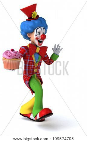 Fun clown