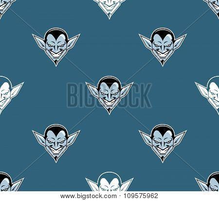 Dracula Head pattern