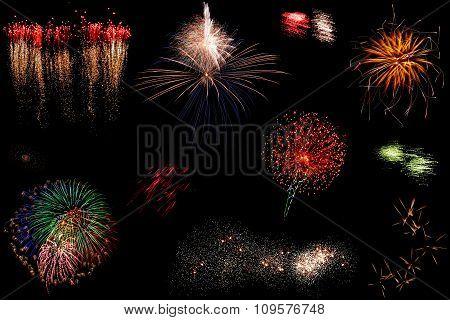 Unique Fireworks