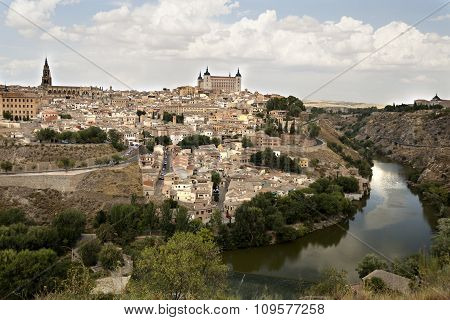 Old City Of Toledo
