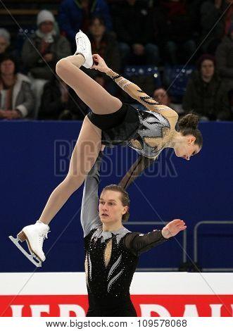 Natalja Zabijako / Alexandr Zaboev (est)