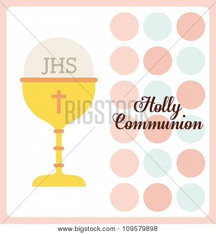 first communion design