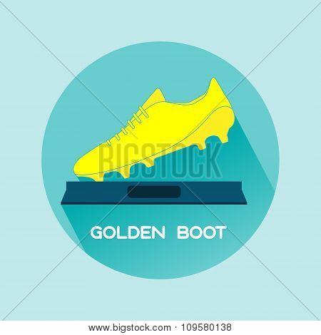 Golden Boot Soccer Reward